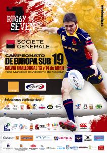 Seven sub-19 Europa